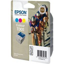 Epson inktpatroon kleur T005