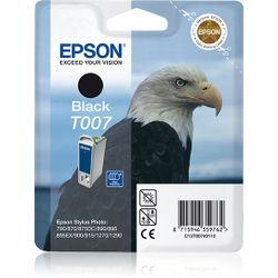 Epson inktpatroon Black T007