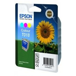 Epson inktpatroon kleur T018