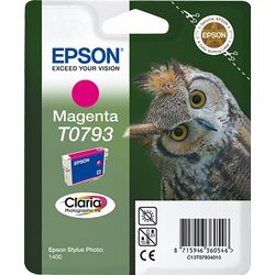 Epson inktpatroon Magenta T0793 Claria Photographic Ink