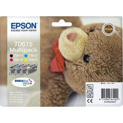 Epson Multipack 4-kleur T0615 DURABrite Ultra Ink