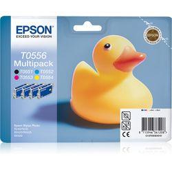 Epson Multipack 4-kleur T0556