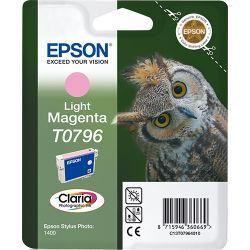 Epson inktpatroon Light Magenta T0796 Claria Photographic