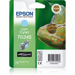 Epson inktpatroon Light Cyan T0345 Ultra Chrome
