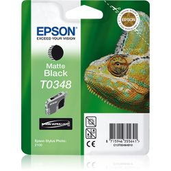 Epson inktpatroon Matte Black T0348 Ultra Chrome