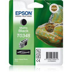 Epson inktpatroon Matte Black T0348 Ultra Chrome