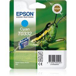 Epson inktpatroon Cyan T0332