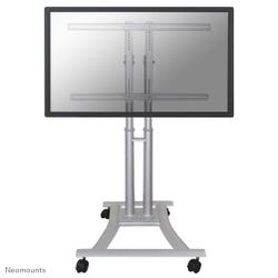 Newstar PLASMA-M1200 flat panel vloer standaard Portable flat panel floor stand Zilver 177,8 cm (70