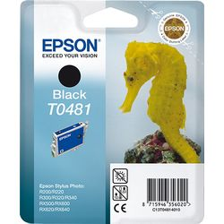 Epson inktpatroon Black T0481