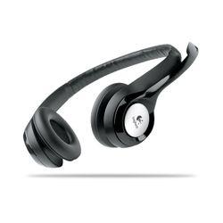Logitech ClearChat Comfort Stereofonisch Zwart hoofdtelefoon