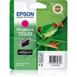 Epson inktpatroon Magenta T0543 Ultra Chrome Hi-Gloss