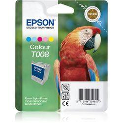 Epson inktpatroon kleur T008