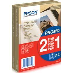 Epson Premium Glossy Photo Paper 2 voor de prijs van 1, 100