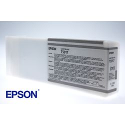 Epson inktpatroon Light Black T591700 inktcartridge