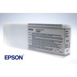Epson inktpatroon Light Light Black T591900