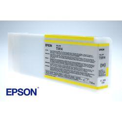Epson inktpatroon Yellow T591400