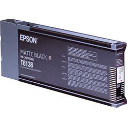 Epson inktpatroon Matte Black T613800
