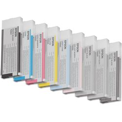 Epson inktpatroon Light Cyan T606500 220 ml inktcartridge