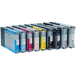 Epson inktpatroon Light Cyan T605500 inktcartridge