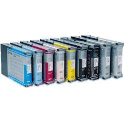 Epson inktpatroon Cyan T614200 220 ml inktcartridge