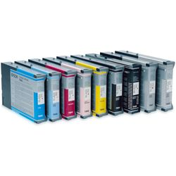 Epson inktpatroon Light Cyan T602500