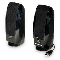 Logitech S150 luidspreker 1,2 W Zwart Bedraad