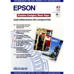 Epson Premium Semigloss Photo Paper, DIN A3, 251g/m², 20