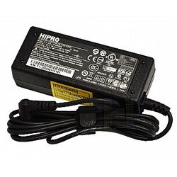 AC-Adaptor 65W, 19V Yellow-Tap