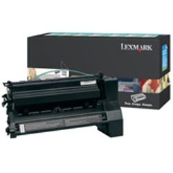 Lexmark C782, X782e 15K zwarte retourprogr. printcartr.