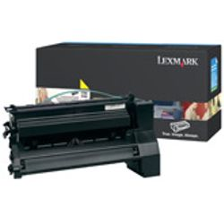 Lexmark C782, X782e 15K gele printcartridge