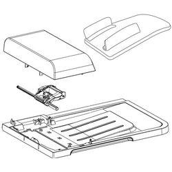 HP CC434-67902 papierlade & documentinvoer Automatische documentinvoer (ADF)