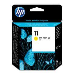 HP Printkop no. 11 geel voor Business Inkjet 2200-serie, 2600, CP1700, Designjet 10ps, 20ps, 50, 500 & 800