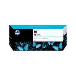 HP 81 magenta DesignJet kleurstofinktcartridge, 680 ml