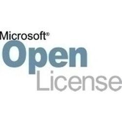 Microsoft SQL CAL, Pack OLP NL, License & Software Assurance, 1 user client access license, EN Engels