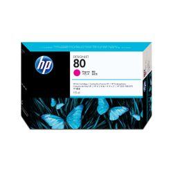 HP 80 magenta DesignJet inktcartridge, 175 ml