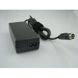 MicroBattery AC Adapter 12V 5A 60W 10x9 netvoeding & inverter Zwart