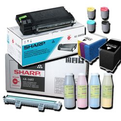Sharp MX-27GTCA Lasertoner 15000pagina's Cyaan toners &
