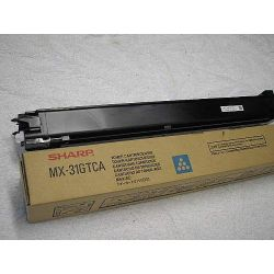 Sharp MX-31GTCA laser toner & cartridge