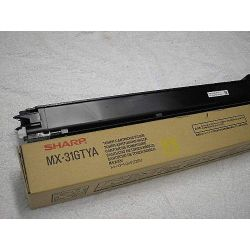 Sharp MX-31GTYA laser toner & cartridge