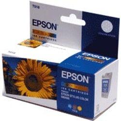 Epson T018 Cyaan, Magenta inktcartridge