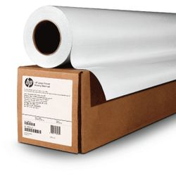 HP Bright White Inkjet Paper/46m Roll A1