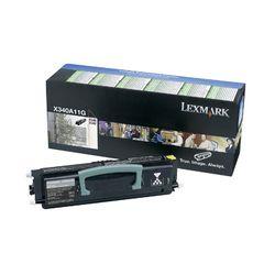 Lexmark X340, X342n 2,5K retourprogramma tonercartr.