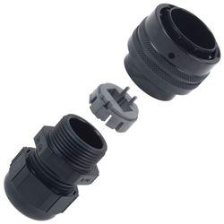 Axis 5700-371 RJ-45 Zwart kabel-connector
