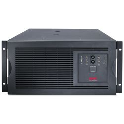 APC Smart-UPS 4000 Watts / 5000 VA Input 230V / Output 230V Interface Port DB-9 RS-232 SmartSlot Hoogte rek 5 U Inclusief: CD me