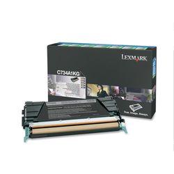 Lexmark C73x, X73x 8K zwarte retourprogr. tonercartr.