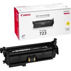 Canon CRG 723 Y Cartridge 8500pagina's Geel