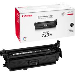 Canon Cartridge 723H Black