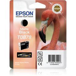 Epson inktpatroon Matte Black T0878 Ultra Gloss High-Gloss 2