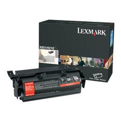 Lexmark X65x High yield print cartridge 25000pagina's Zwart