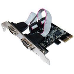 ST Lab PCI Express 2S serieel Card